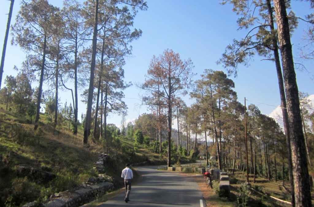 choukori road